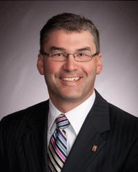 Jim Persinger Ag Banker